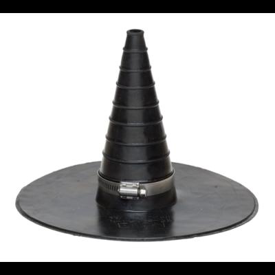 Lapostető szigetelés Kábelszegélyező D13-64 mm